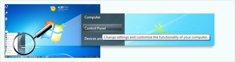 uninstall-reimage-control-panel